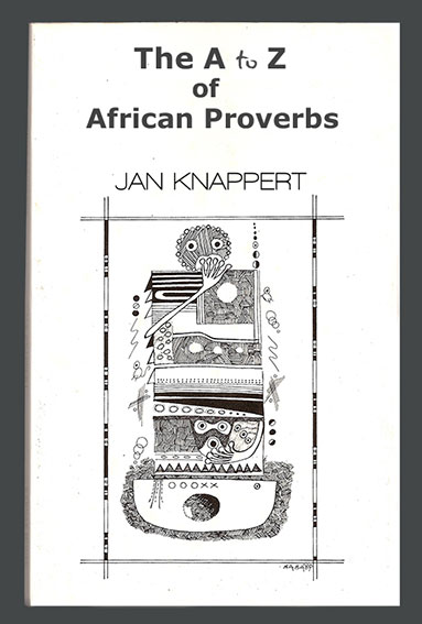 The A to Z of African Proverbs by Karnak House Publishers